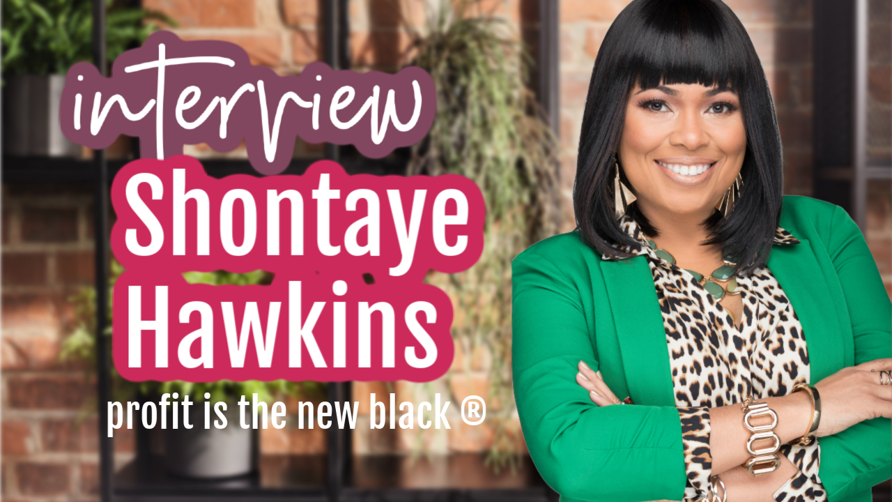 interview with shontaye hawkins