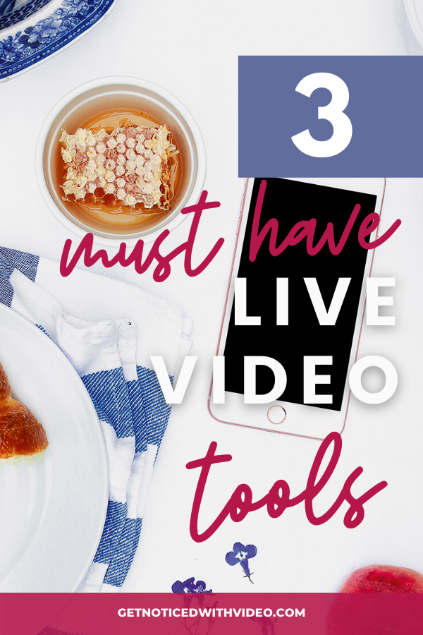 must have facebook live video tools