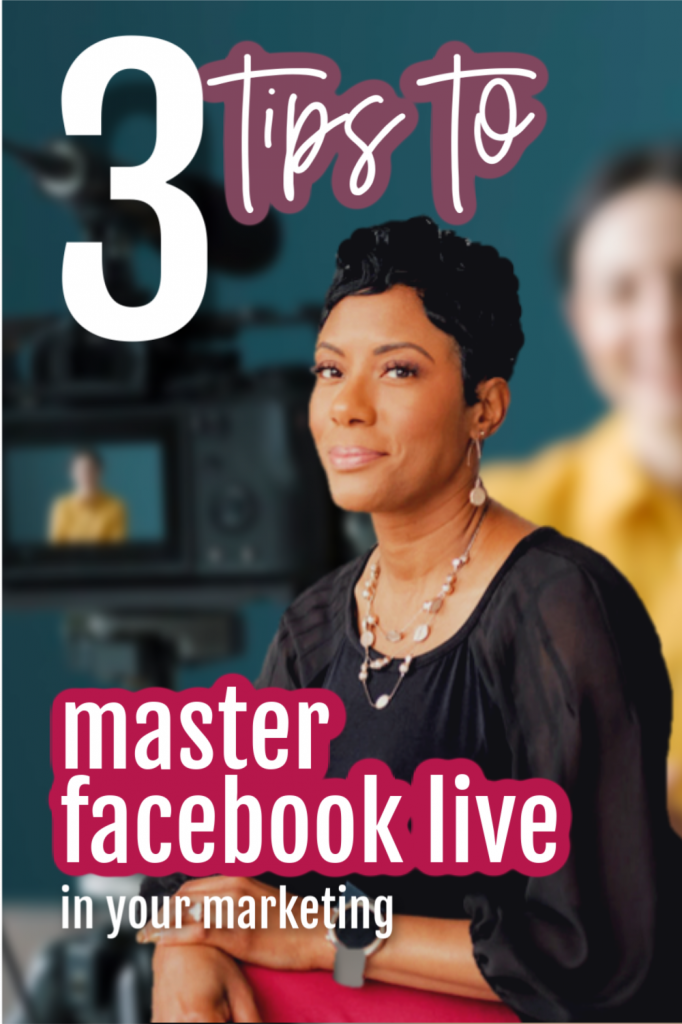 master facebook live in your marketing